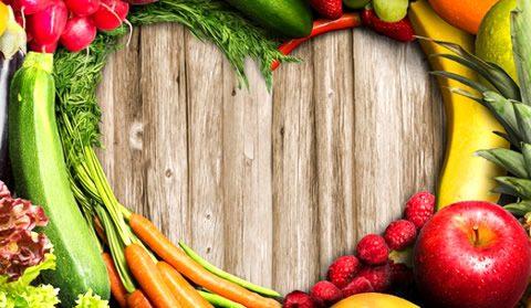 Alimentación saludable: Evite enfermedades y fortalezca su cuerpo.