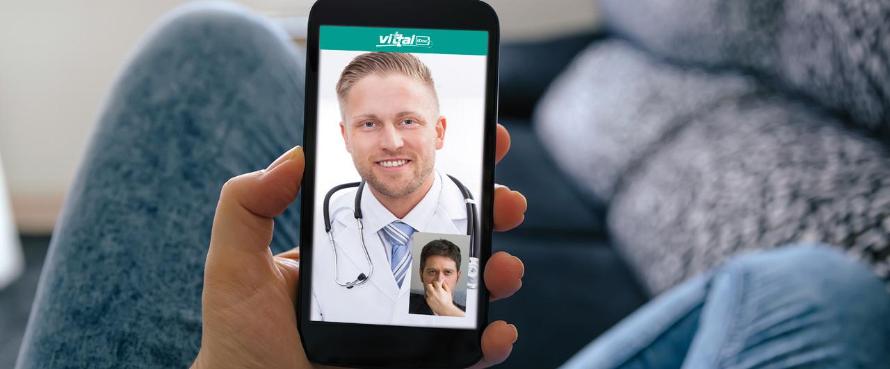 iDoc – Consultas médicas online