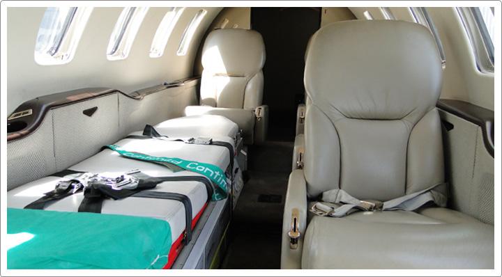 acompañamiento médico en vuelos comerciales