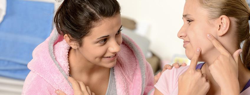Pubertad en las niñas: información y recomendaciones