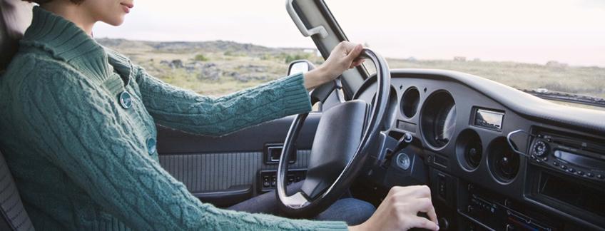 El índice de víctimas de accidentes viales se redujo en 2020